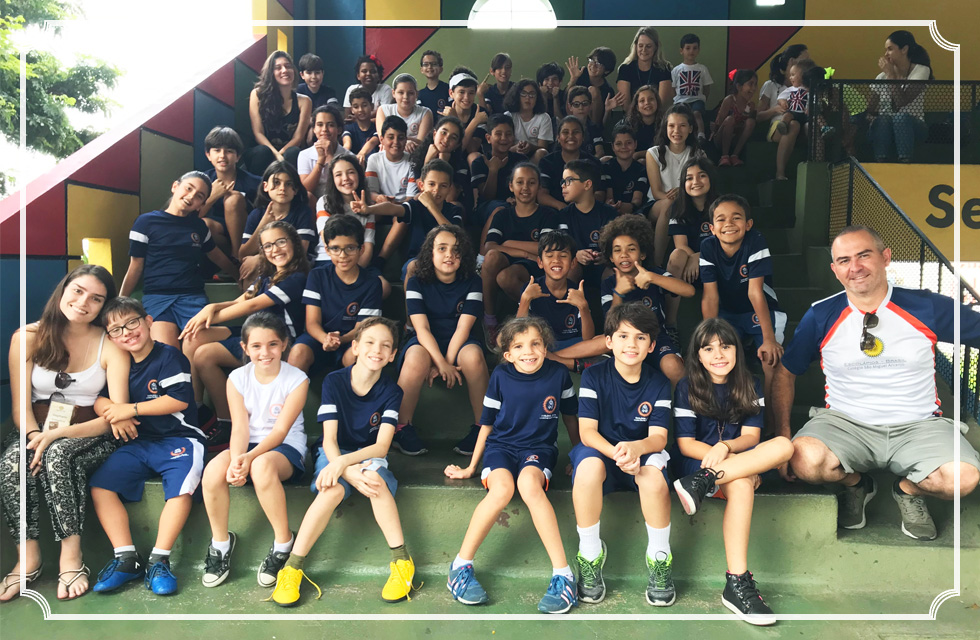 Turmas do 4º visitam a Transitolândia